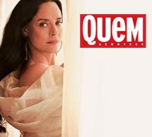 Sônia Braga – Revista QUEM